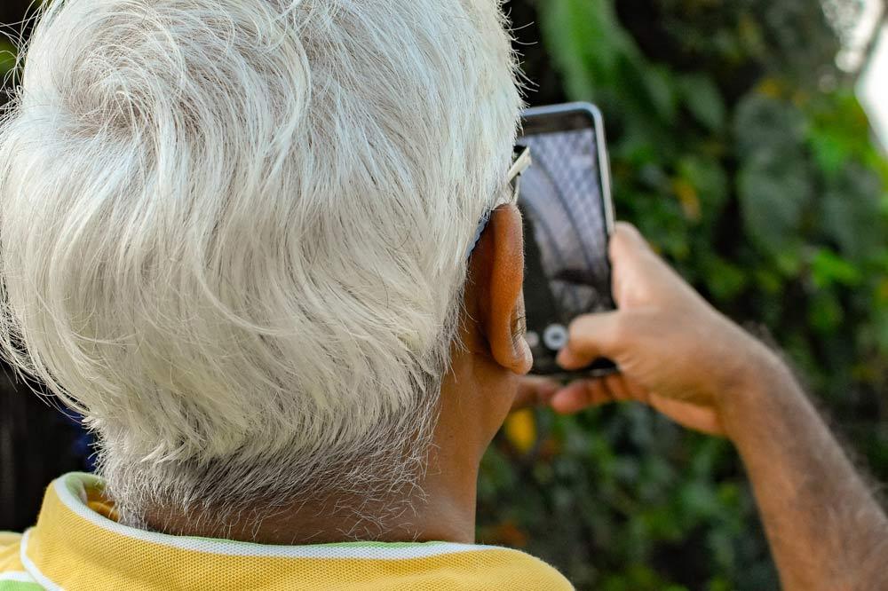 Prevent Social Isolation Elderly People